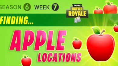 Photo of Battle Star Treasure Map, Apples Places Information