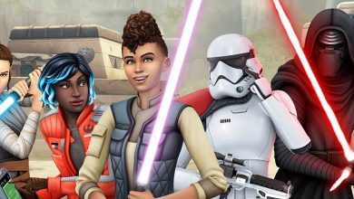 Photo of Overview: The Sims Four Journey to Batuu (PC)