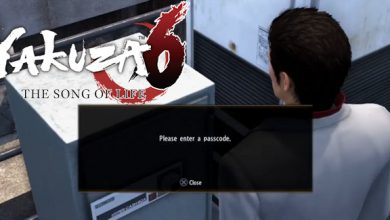 Photo of Yakuza 6 Cheats