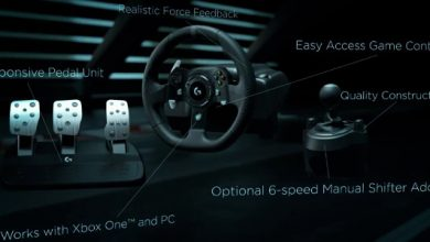 Photo of Logitech G29/G920 wheels coming to PS4 & PS3, XBO & PC