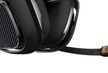 Photo of Astro Gaming A40 wired headset evaluation